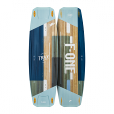 Kiteboard : TRAX HRD LITE-TECH Glacier : F-One 2021