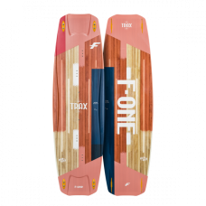 Kiteboard : TRAX HRD LITE-TECH Papaya : F-One 2021
