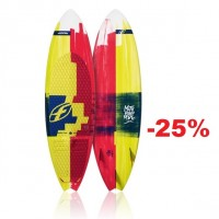Surfboard: 2018 Mitu Flex Convertible Surf / Foil (-25%)