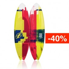 Kite Surfboard: 2018 Mitu Flex Convertible Foilboard (-40%)