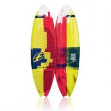 Surfboard: 2018 Mitu Pro Convertible Surf/Foil + Flow Fins