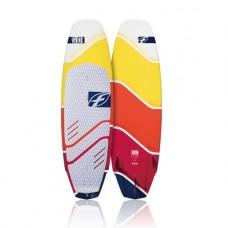Surfboard: 2018 Slice + Flow Fins