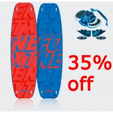 2017 NEXT Kiteboard 140*42 + Acceccories (-35%)