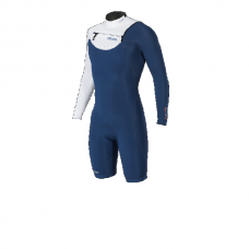 Wetsuit Men - 2017 Manera X10D - 3/2mm Longarm Shorty (-20%)