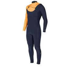 Wetsuit Men - 2017 Manera X10D - 5/4/3mm Fullsuit - Orange (-20%)