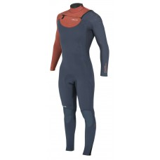 Wetsuit Men - 2018 Manera X10D - 3/2mm Fullsuit - Rusted Red