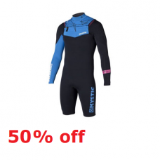 Wetsuit Men - 2014 Mystic Crossfire ND - 3/2mm Longarm Shorty (50% off)