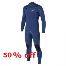 Wetsuit Men - 2015 Mystic Voltage - 5/4mm Fullsuit - Blue (-35%)