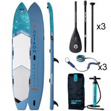 Inflatable SUP - Aztron GALAXIE 16' (3-Persons) Double Chamber + Double Layer Fusion Tech