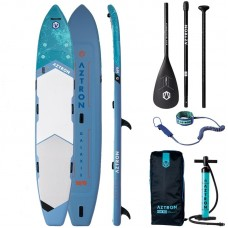 Inflatable SUP - Aztron GALAXIE 16' (Mutli-Person) Double Chamber + Double Layer Fusion Tech