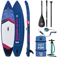 Inflatable SUP | TERRA 10'6 touring double chamber | Aztron