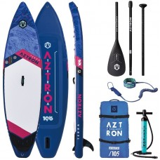 Inflatable SUP - Aztron TERRA 10'6'' (Touring) Double Chamber + Double Layer Fusion Tech