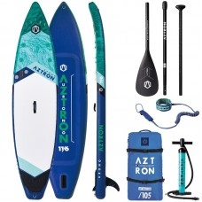Inflatable SUP - Aztron URONO 11'6'' (Touring) Double Chamber + Double Layer Fusion Tech