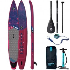 Inflatable SUP - Aztron METEOR 14' (Race) Double Chamber + Double Layer Fusion Tech