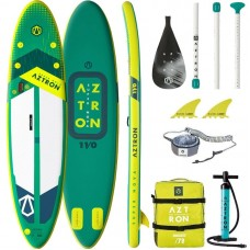 Inflatable SUP | SUPER NOVA COMPACT 11'  double chamber lite | Aztron