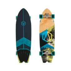 SurfSkate Board - Aztron FOREST 34''