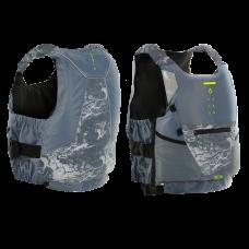 Life Jacket | N-SV NYLON SAFETY VEST Grey/Stone  | Aztron